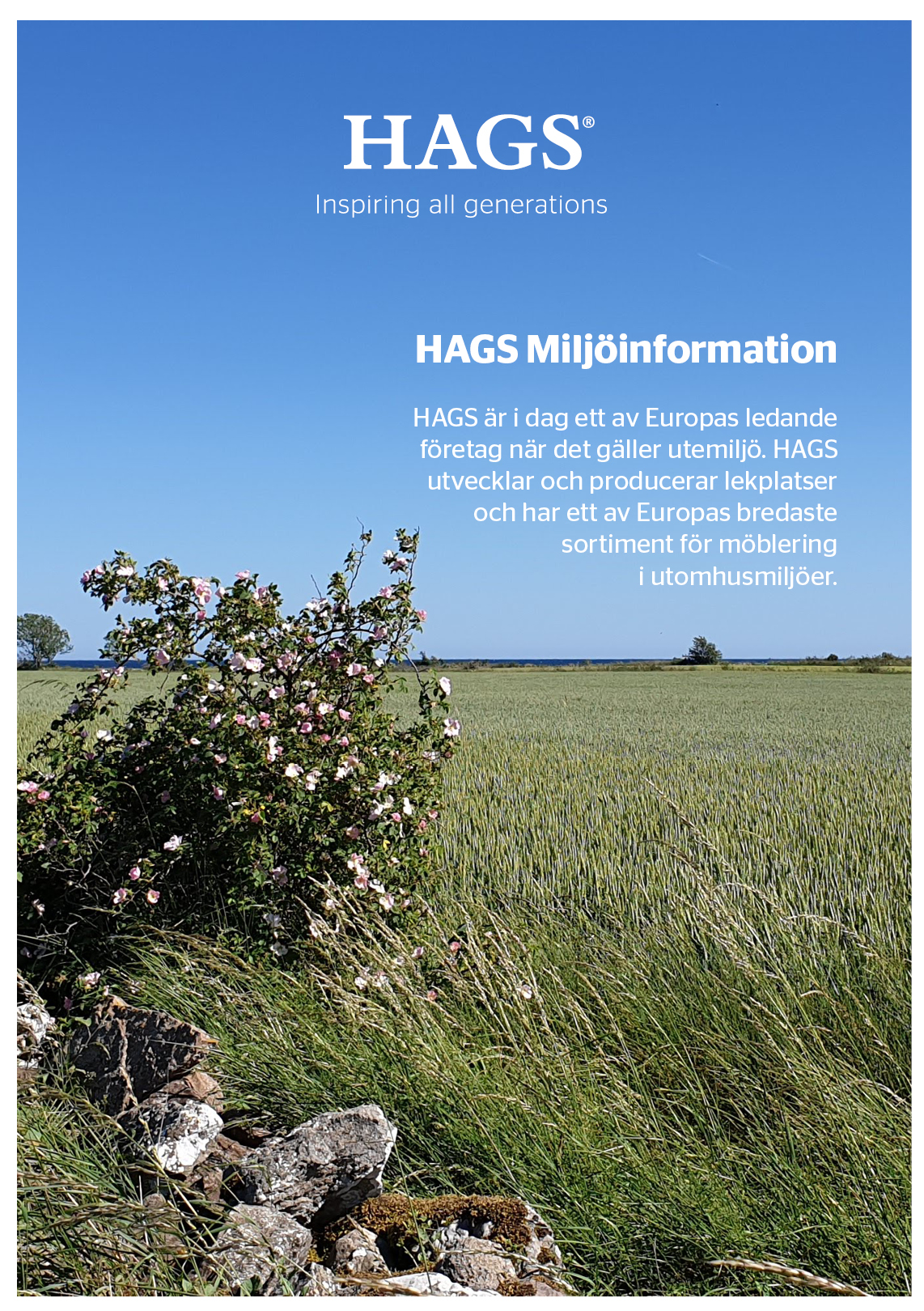 HAGS Miljöinformation